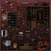 -David Heather His Trade Closet Complete Set