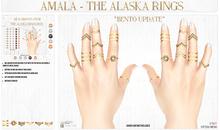 Amala - The Alaska Rings