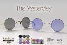 EarthStones Eyeglasses - The Yesterday
