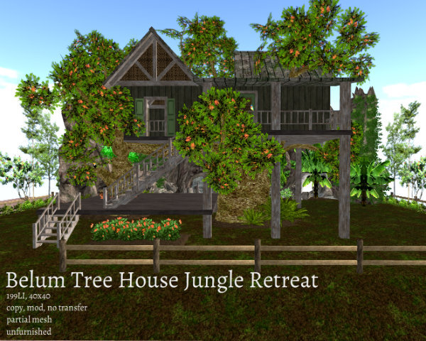Belum Tree House Jungle Retreat (199LI, 40x40)