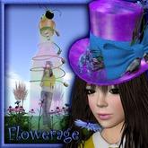 Flowerage by Rah Rehula