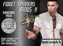 !NFINITY Fidget Spinner RING - RANDOMS PACK