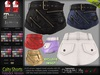 Caiti Fatpack Female Hot Shorts - Maitreya Lara, Slink Physique Hourglass, Belleza - DreamLife - FashionNatic