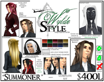 - Summoner - A Wylde Style by Khyle Sion at ~Refined Wild~