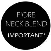 """BT:Neck Blend """"FIORE MESH HEAD""""1.0"""