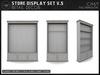 [AC] Store Display Set V.5