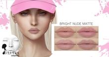 "BT:Bright Nude Matte""Lelutka"" Lipstick Applier"