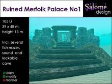 Ruined Merfolk Palace