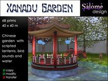 Xanadu Garden - Chinese garden