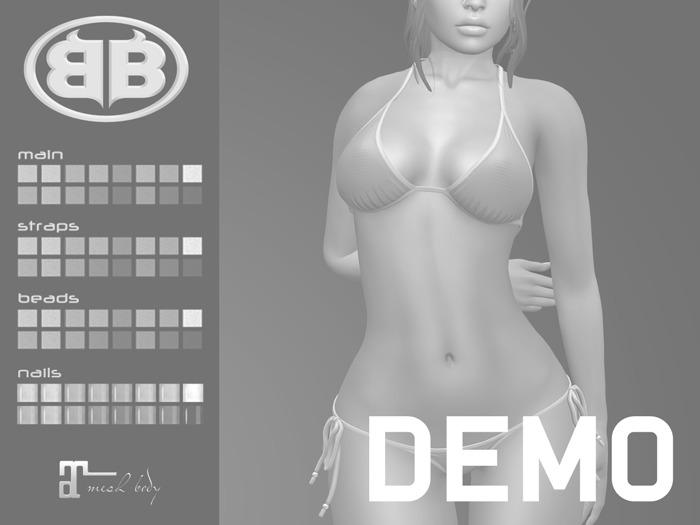 [BB] Bikini - Susie - Maitreya Lara - DEMO