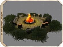 [H] Small Campfire