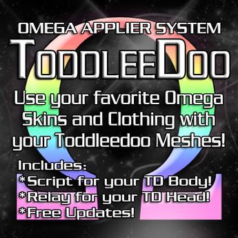 Omega System Kit for Toddleedoo