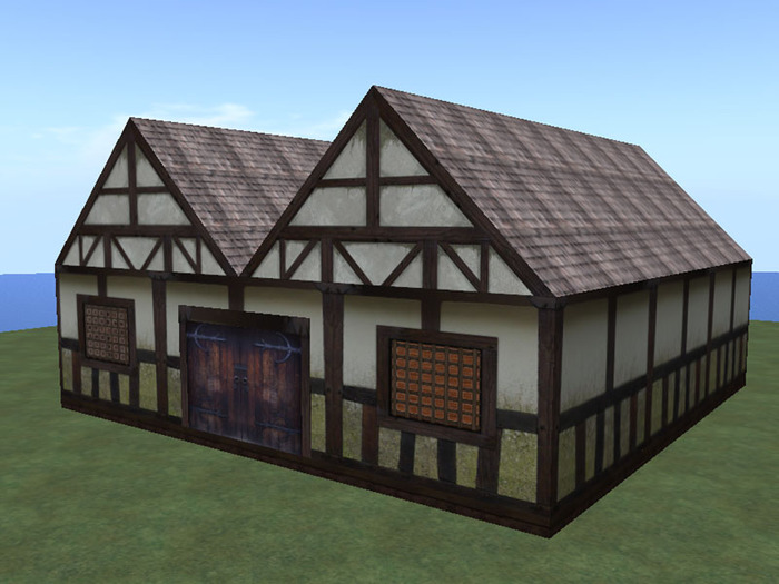 Medieval Tudor House