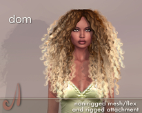 AD - dom - light browns