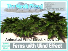 [TMC] Animated Fern Full Perm