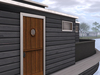Dutchie houseboat 3 frontdoor