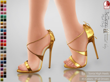 Bens Boutique - Sonia High Heels - Hud Driven