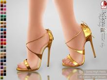Bens Boutique - Sonia High Heels - Hud Driven Maitreya,Slink(all),Belleza(all)