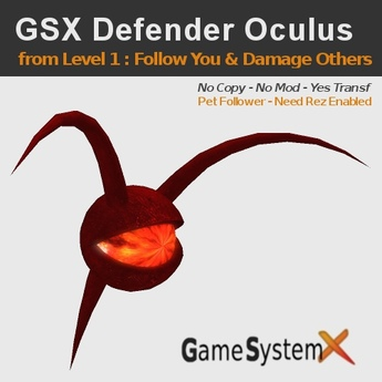 GSX PET Defender Ocolus (Follower)