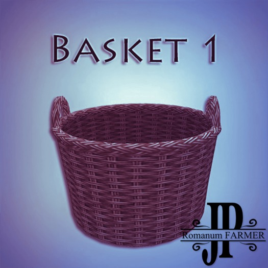 Basket mod 1 [G&S]