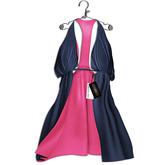 "Elegance Boutique -Mini Dress - Navy - "" Chloe"" Maitreya / Belleza -Venus - Isis - Freya / Slink"