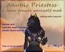 Anubis - Jomo wolf- V3- female modv1.3(WEAR ME)