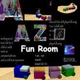 The Fun Room-Crate