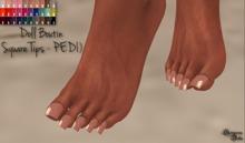 ~GD~Doll Boutin Vol. I(Pedi) - Maitreya Mesh Feet