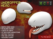 SKNK - Undropper Head