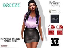 [F] BREEZE DRESS - Fitmesh