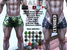 [AdN] Waleed (belleza adam tmp aesthetic slink signature)