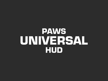 Paws Head - Universal Controller HUD