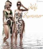 :ESSENCE:Koki summer Outfit