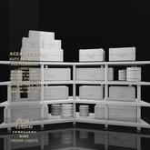 !Lyrical B!zarre Templates! - Aera Suitcase Shelf MESH FP