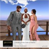 KJIm Poses: Wedding Pose Set - Bride & Parents