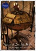 Wimey: Mystical Locator Table + Decor