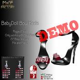 IMaGE Factory BabyDoll Bow Heels Demo