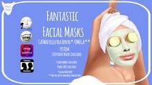 Kitty's Claws: Fantastic Facial Masks