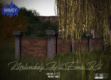 Wimey: Melancholy Hill Fence Kit