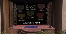 Wimey: Spring Time Music Fest Stage (Worn Blue)