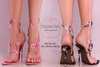 DEMO Apple May Designs - Blossom Heels (wear to unpack)