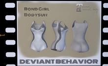 DB - Bond Girl Bodysuit (angel)