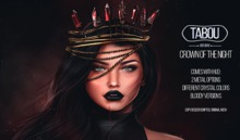 TABOU. Crown of the night (ADD!)