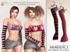 Maddict - Maddy Bento Gloves - Berry Set - Maitreya Bento