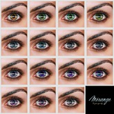 MESANGE - Poison Ivy Eyes BEAUTY PACK