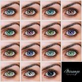 MESANGE - Blue Jean Eyes BEAUTY PACK