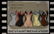 DB - Bond Girl Bodysuit (fatpack)