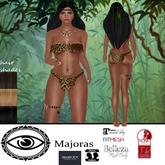 Majoras Jungle Jane Outfit