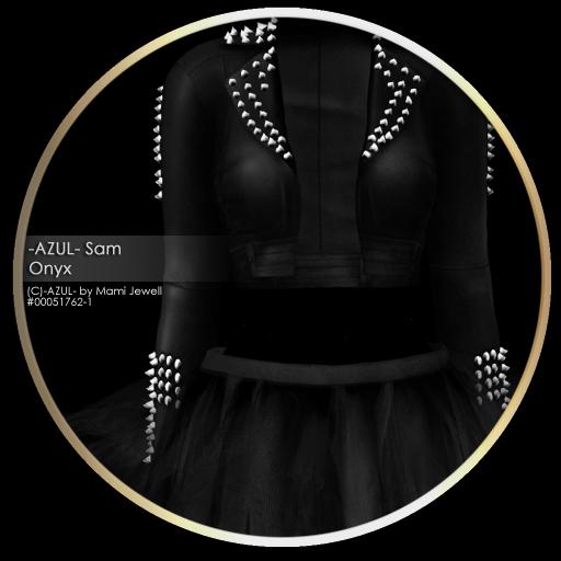 -AZUL- Sam /Onyx