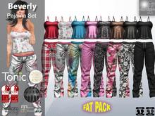 Beverly Pajamas FATPACK
